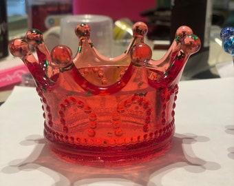 Crown jewelry holderstorage