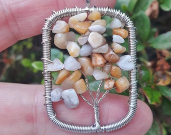 Abundance Fertility Rebirth ~ Authentic Natural Brown Snail Conch Shell 2 14 Pendant 18K White Gold Plated