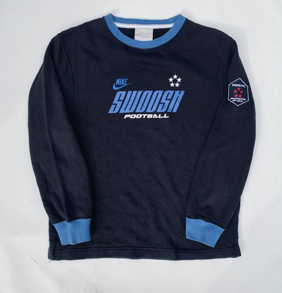 Vintage Nike Swoosh Sweatshirt