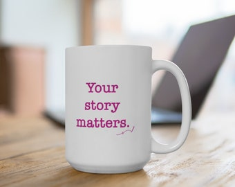 Your Words have Power Mug