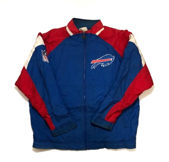 Vintage Buffalo Bills NFL Apex One Coat Jacket