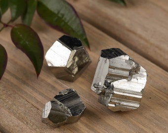 PYRITE Cube Cluster – Fools Gold, Pyrite, Raw Crystals, Crystal Grid, E0244