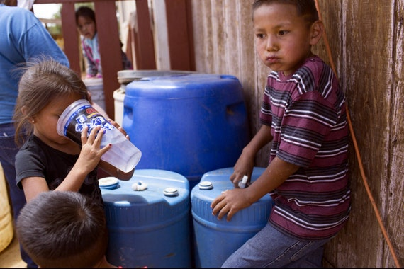 Navajo Water Project Donations