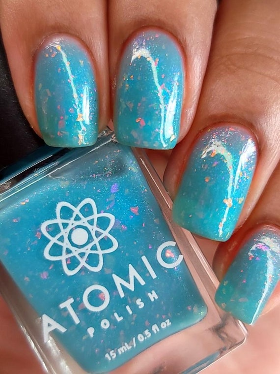 "Atomic Polish ""Down Where Its Wetter"""