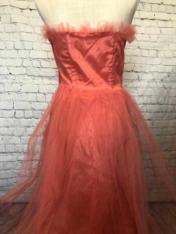 50's Prom dress - image 3