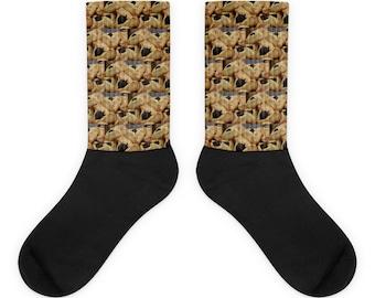Hamantashen Socks