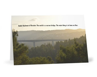 Have No Fear Greeting Cards (7 pcs)