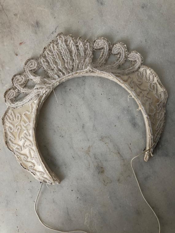 Antique Wedding Tiara from 1930