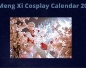 Men with Sword Calendar 2021 Part 2