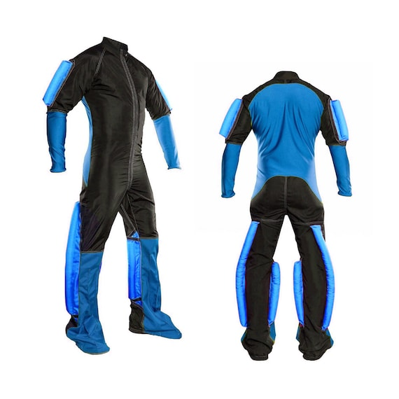 Custom Fitting Available Freefly Skydiving Sublimation Suit Print 2