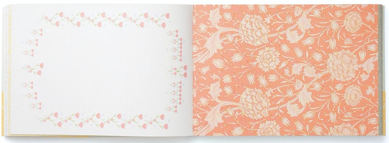 William Morris World 100 Letter Book Japanese Craft Book illustration Best Seller