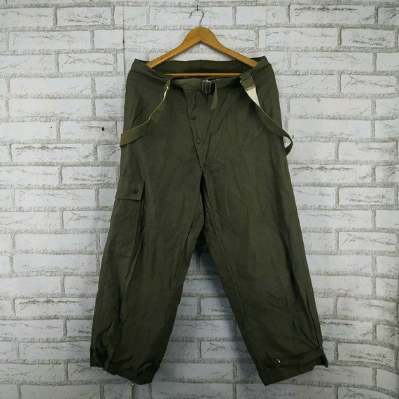Vintage Army Cargo Pants. #G