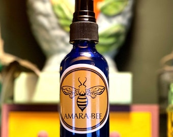 Space Clearing Spray, Smudge Alternative, Energy Cleansing, Aromatherapy, Spiritual Witchcraft Practice, Wicca