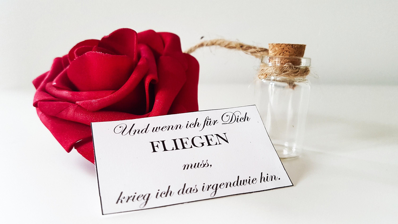 Liebeserklärung Geschenk für Sie & Ihn/ Jahrestag/ Ich