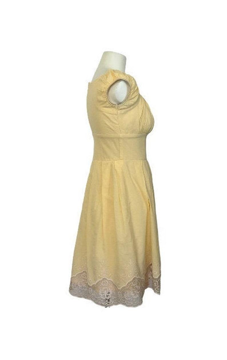 Vintage Jody California Cottagecore Dress 56