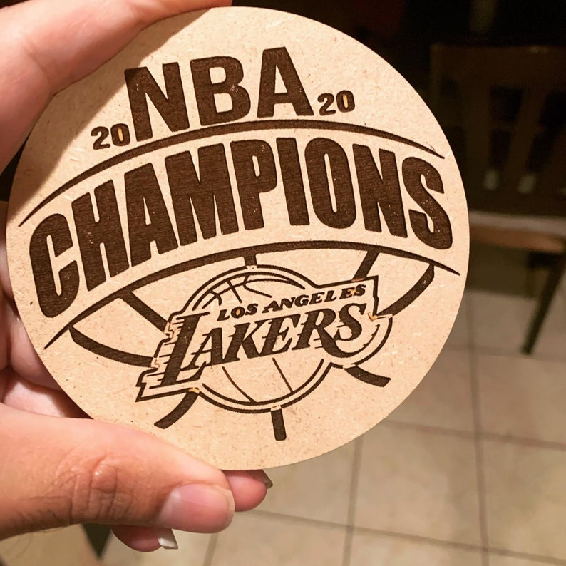 LA Champion Coaster Set