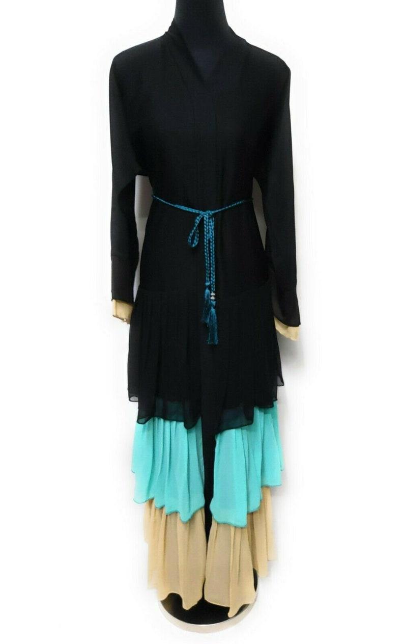Kaftan Farasha Maxi jilbab jalabiya muslim Latest Design  dubai Abaya ara robe hijab burkha