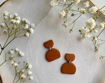 MILLIE Dainty Earrings / Polymer Clay Earrings / Minimal Earrings / Small Earrings / Unique Gift / Girlfriend Gift / Bridesmaid Gift