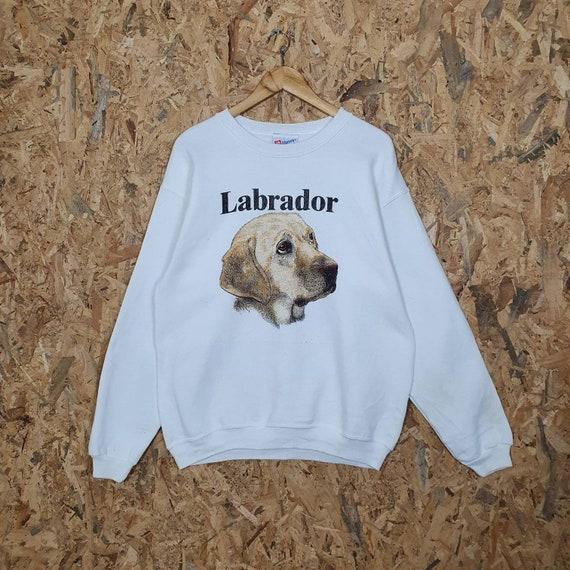 Hanes Dog Labrador Design