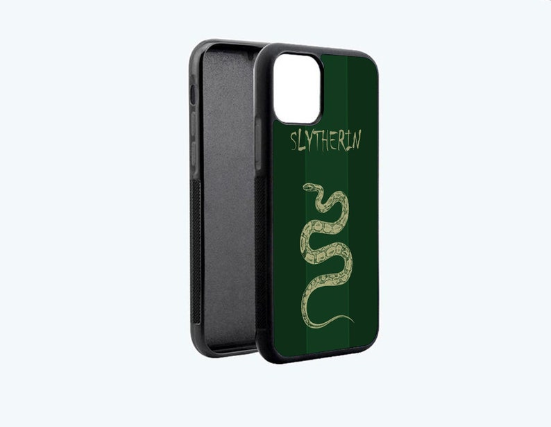 Draco Malfoy Phone Case Slytherine Rubber Phone Case For Variety Of iPhone And Samsung Phones