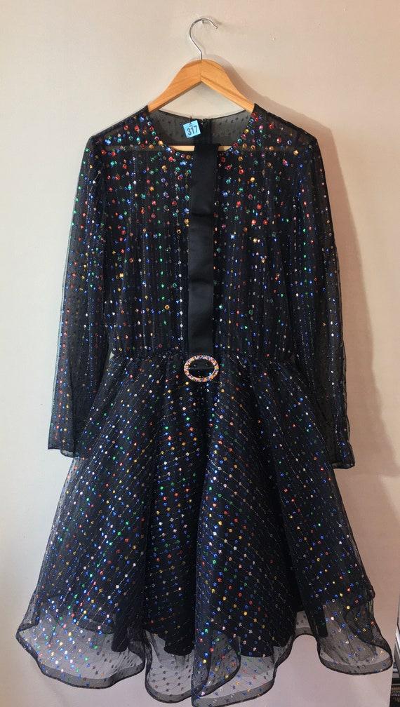 Victor Costa Vintage Dress - image 1
