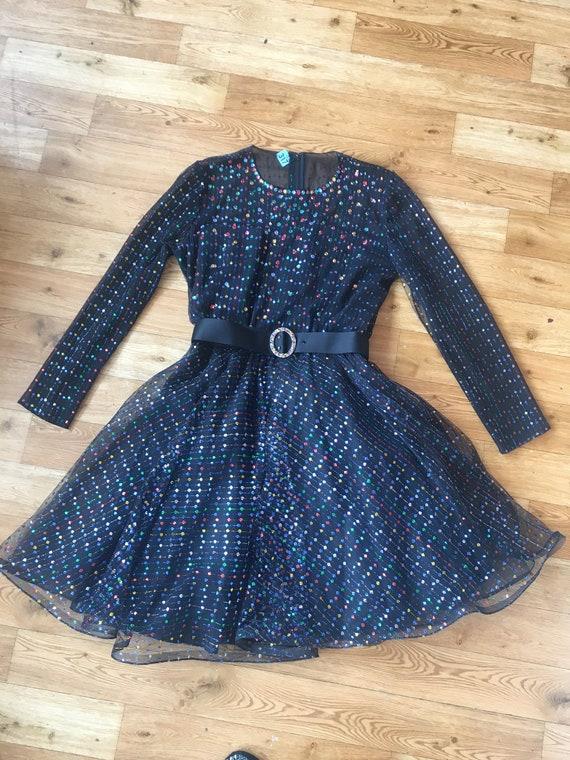 Victor Costa Vintage Dress - image 2