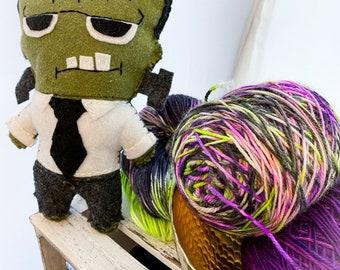 Hey Frankie You're So Fine - Indie Dyed Yarn