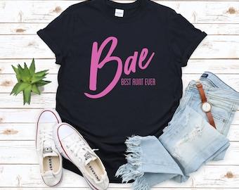 Best Aunt Ever, Aunt Gift, Aunt TShirt, Aunt Shirt, Aunt T Shirt, Gift for Aunt, World's Best Aunt, Favorite Aunt, Best Aunt, Auntie Shirt