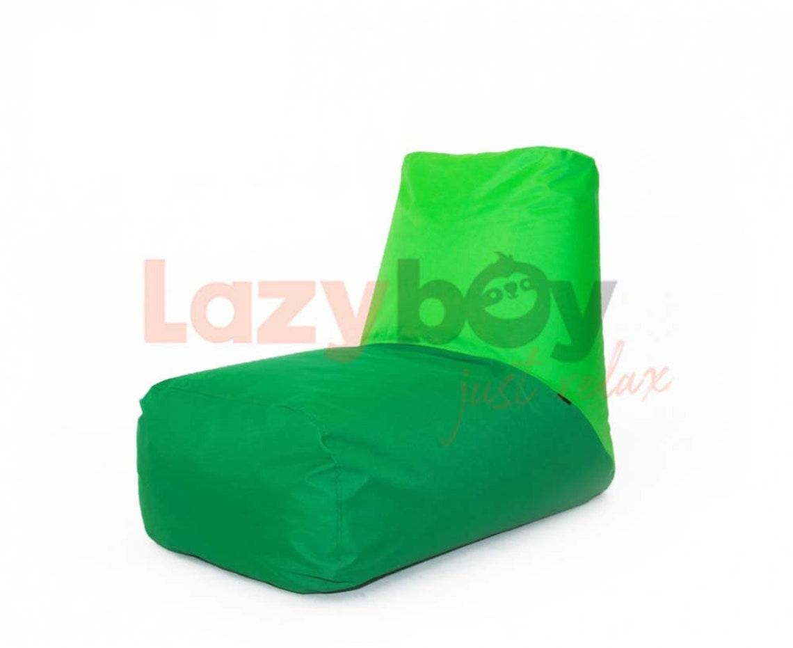 Minimalist bean bag chair - very confortable & dirtproof technology - Lazyboy Tube (FILLED BEAN BAG)