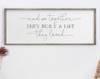 They Built A Life Etsy
