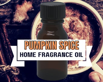 Pumpkin Spice Scented Oil 15ml |Home Fragrance Oil for Diffuser, Candle making, Soap making, Fall Scents, Autumn Fragrances