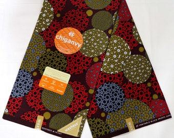 African Fabric/African prints/ Ankara fabric/ African fabric per yard/ African fabric for crafts/