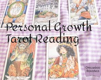 Personal Growth Tarot Reading