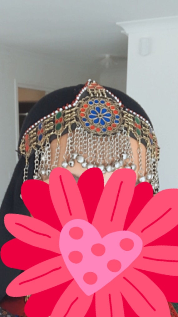Afghan jewellery (maatika)