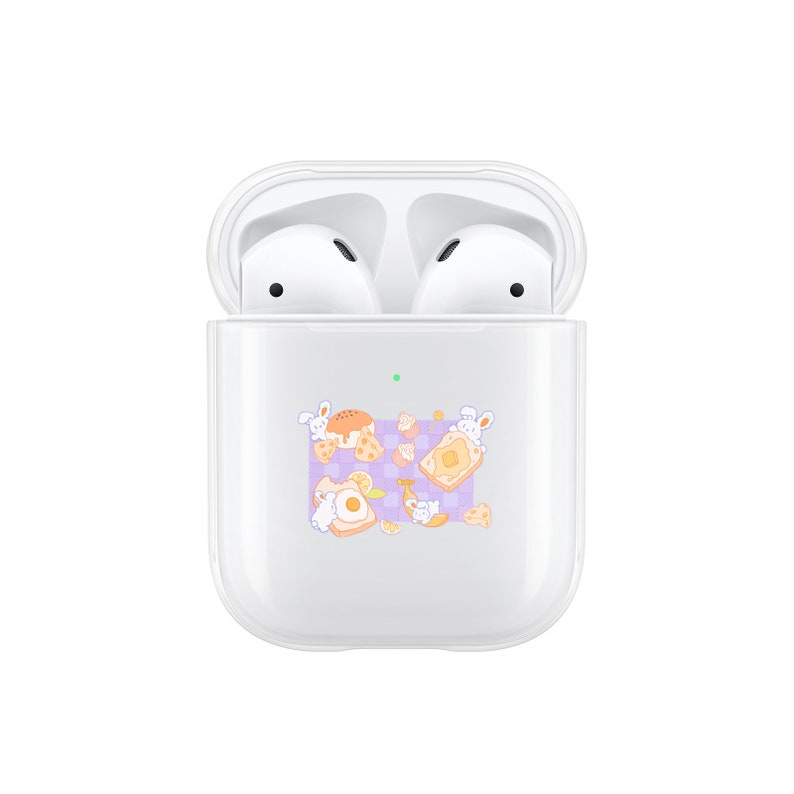 Customized Personalization AirPods Pro /& AirPods 12 Protective Silicone Cover Case Full Protection Decor Shockproof Charging Case Cover
