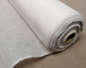 White French canvas, linen collar canvas for traditional bespoke tailoring, buckram, interlining