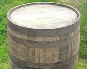 GRADE A - Old Reclaimed Used Rustic Whisky Whiskey White Oak Barrel