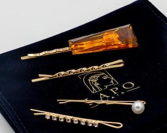 Assia Hair Pins Set