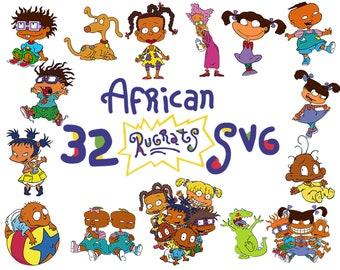 Rugrats Digital Chuckie Tommy Rugrats Bundle Combo 20 PNG Rugrats Nickelodeon png Rugrats PNG Design Rugrats PNG