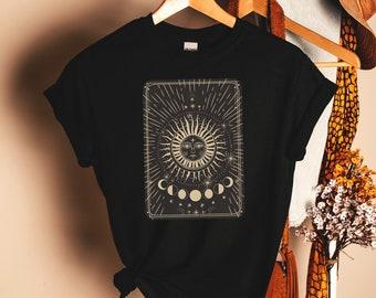 Astrology Shirt, Spiritual Shirt, Yoga Shirt, Yoga Gift Shirt, Namaste Shirt, Gift for Yoga, Yoga Lover Shirt, Meditation Shirt, Yoga Tee