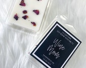 Merlot Wax Melts Strong Scent Wine Mom Gifts for mom