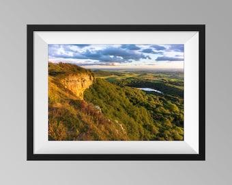 Sutton Bank National Park - Yorkshire Landscape Photography, Fine Art, North Yorks Moors Wall Art