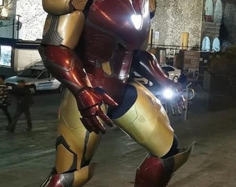 Iron man suit eva foam armor costume for Ironman cosplay