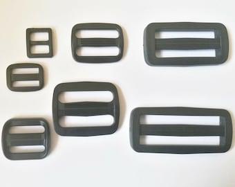 5 x slider 10/15/20/25/30/40/50 mm belt era Stopper Regulator