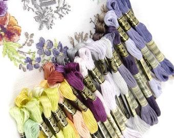 DMC Embroidery Yarn DMC Mouline Special Sticktwist