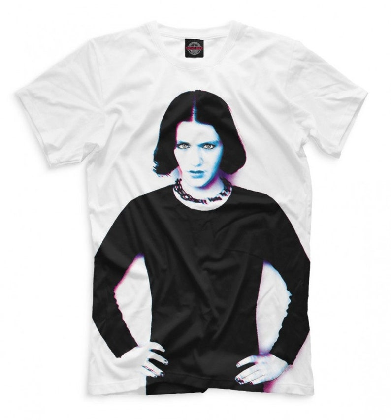 Placebo Band Brian Molko T-Shirt High Quality Tee Men/'s Women/'s All Sizes