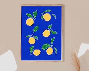 Minimalist illustration poster A3 or A4 #020 wall decoration