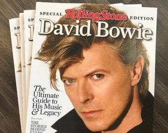 "Rolling Stone "" David Bowie"" 2021"