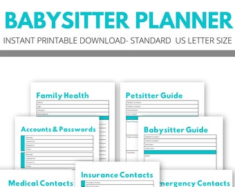 Babysitter And Family Planner | Bright