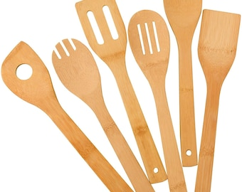Cooking Spoons  Cooking Utensils  Bright  Sasquatch  Bigfoot  Merry  Nature inspired